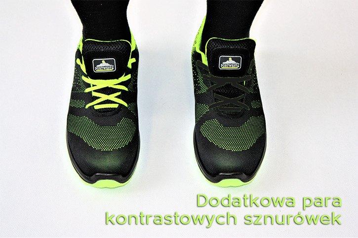 Buty robocze sportowe S1P FT25 PORTWEST + GRATIS !