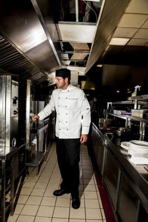Bluza kucharska szefa kuchni C775 Portwest