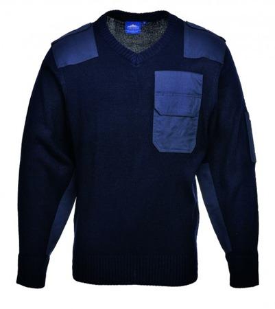 Bluza ochroniarska sweter dla ochroniarza B310