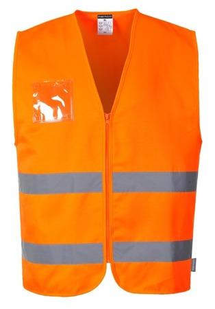 Kamizelka odblaskowa poliestrowo-bawełniana C497 Portwest