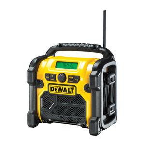 Kompaktowe radio FM / AM XR Li-Ion DEWALT DCR019