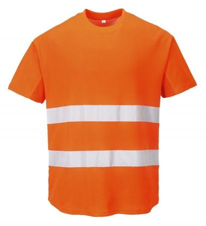 Koszulka robocza odblaskowa C394 Portwest