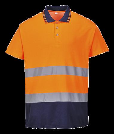 Koszulka robocza odblaskowa polo S174 Portwest