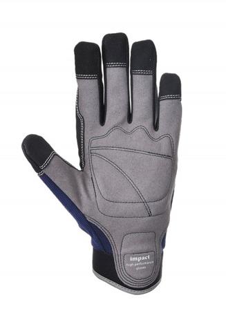 Mocne rękawice robocze Impact A720 Portwest