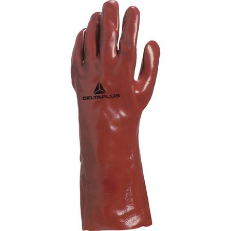 RĘKAWICE ROBOCZE PVC7335 PANOPLY DELTAPLUS