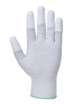 Rękawice antystatyczne z palcami PU A198