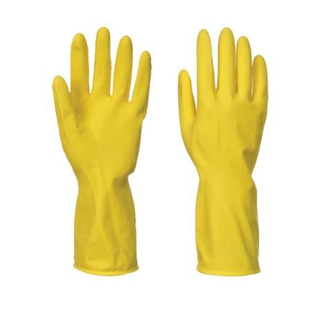 Rękawice gospodarcze lateksowe A800 Portwest