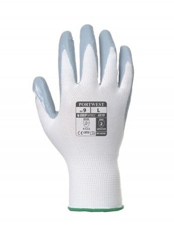 Rękawice robocze Flexo Grip powlekane nitrylem A319 Portwest