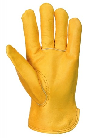 Rękawice robocze zimowe wykonane ze skóry licowej A271 Portwest