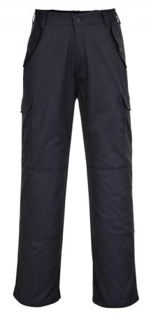 Spodnie robocze ochroniarskie firmowe bojówki C703 Portwest