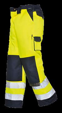 Spodnie robocze odblaskowe TX51 Portwest